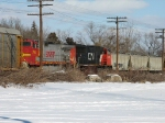 BNSF 794 and CN 5714