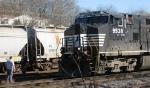 NS 9538 & Crew