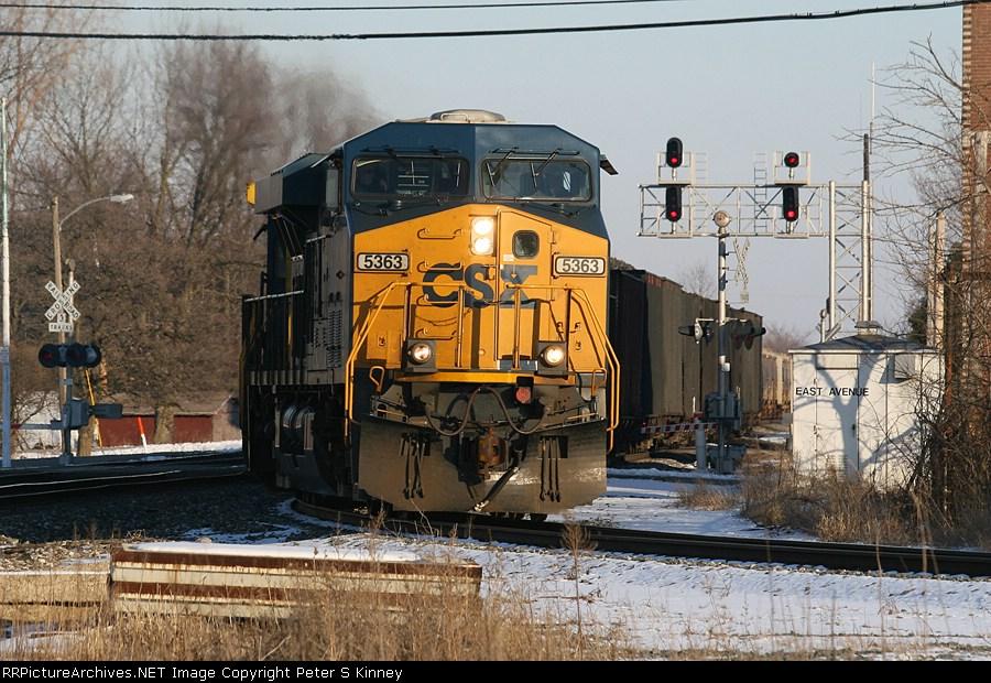 CSXT Train Q339