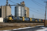 CSXT Train Q38922