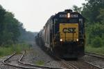 CSXT Train Q50911