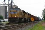 CSXT Train Q351