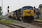 CSXT Train Q11012