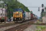CSXT Train Q38712