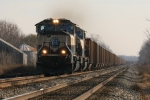 CSXT Train E93726