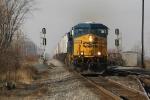 CSXT Train Q11029