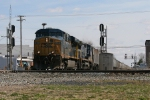 CSXT Train G34509