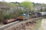 CSX extra train