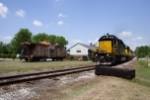 Watco Artesia train