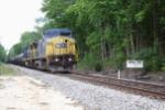 CSX extra train