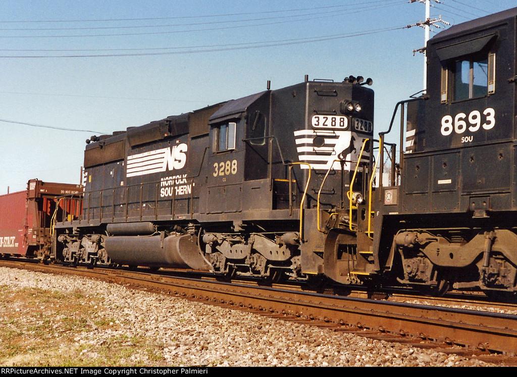 NS 3288 on I-21