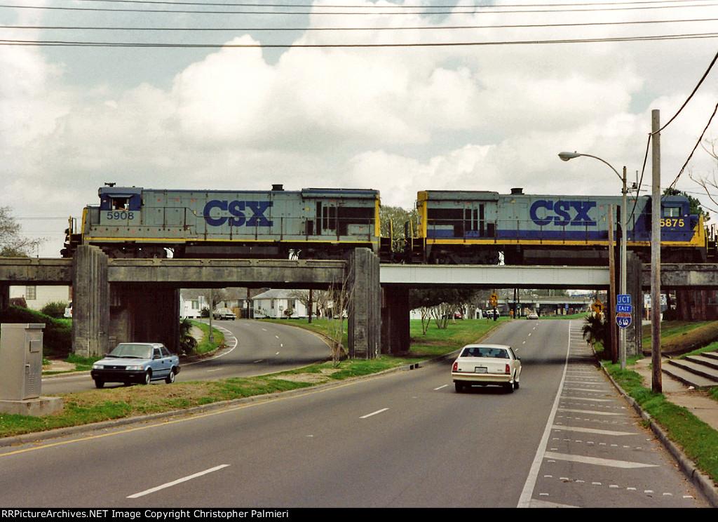 CSXT 5908 Leads Y-105-26