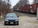 CA11 & Railfanmobile