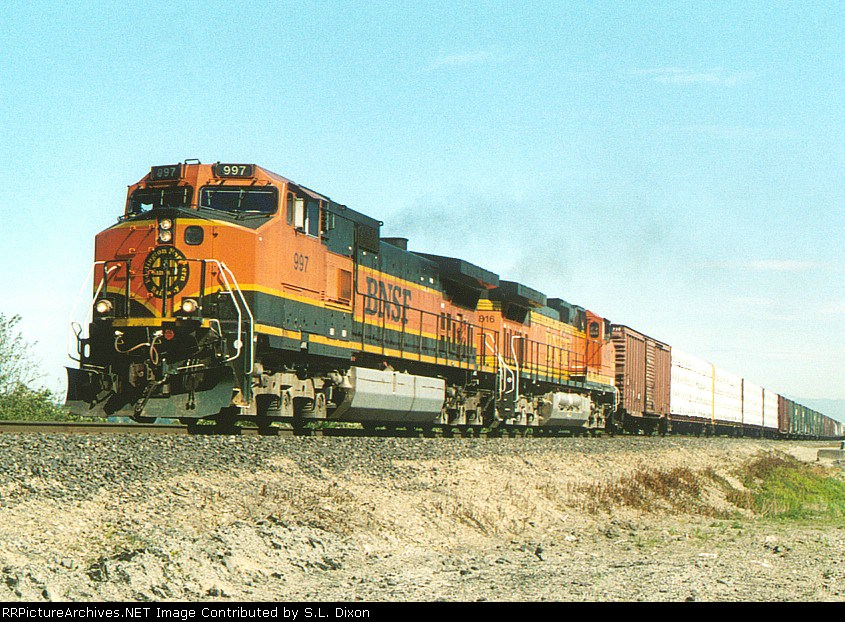 BNSF 997 South