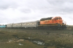 BNSF 6839 North officers special