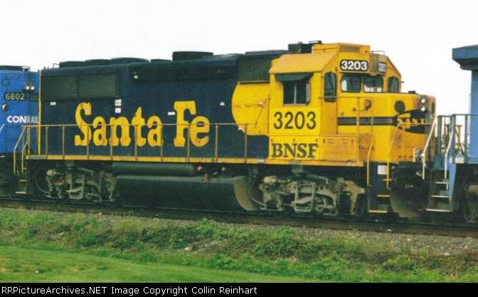 BNSF 3203
