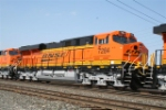 BNSF 7284