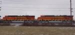 BNSF 6148 + BNSF 6150