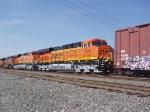 BNSF 7435 + 7433