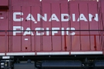 Canadian Pacific's Newest Paint on a GEVO