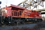 CP Power Idling In Bethlehem