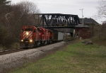 38T passing PU and the Black Bridge