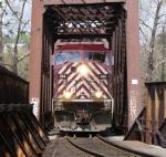 Crossing the Lehigh