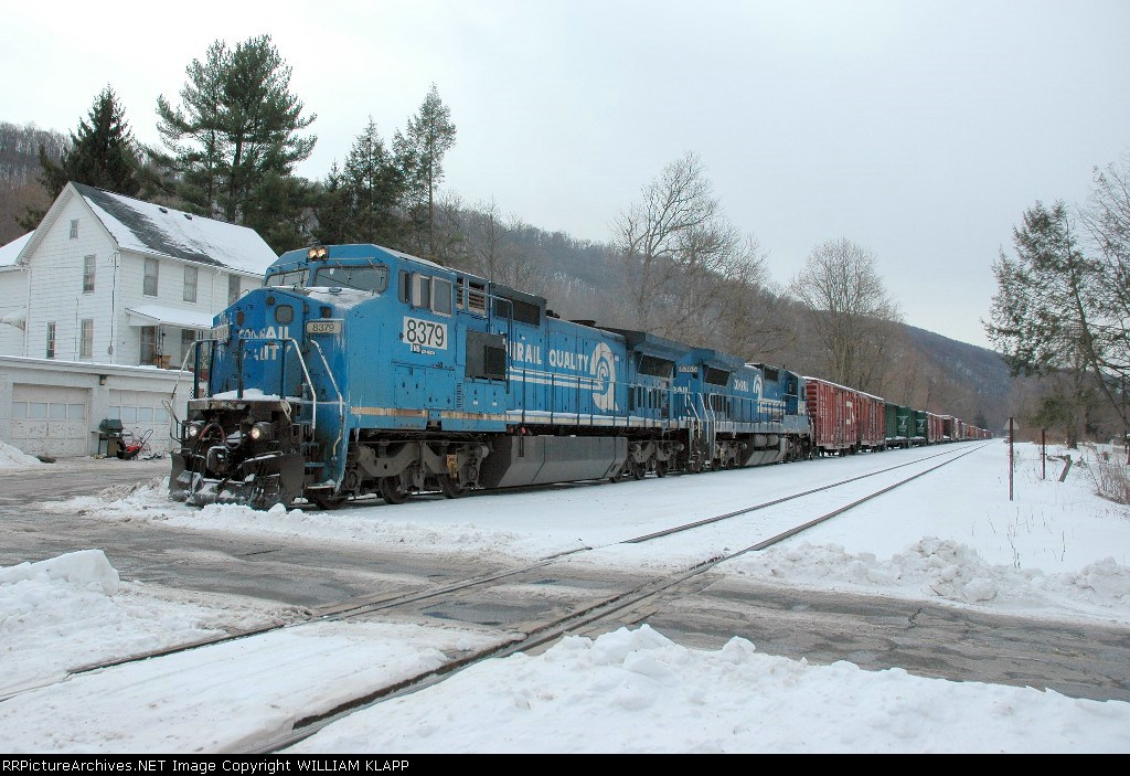 NS 31T NS 8379 on the move north!