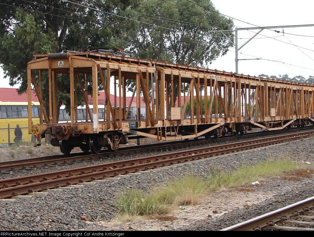 SAR Class NZ (Side A) (ex GZ-9)