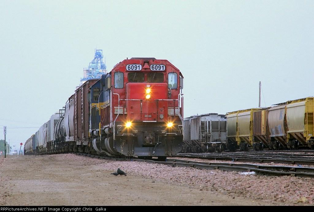DME 6091