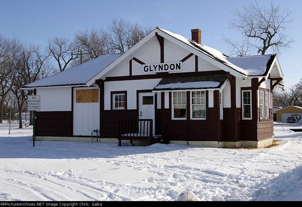 Glyndon GN station.