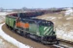 BNSF 7009E