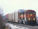 BNSF 7005E