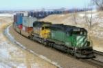 BNSF 7830E