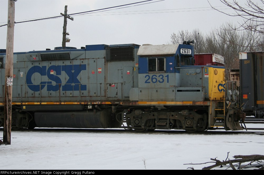 CSX 2631