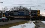 CSX 7834