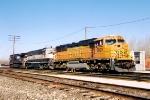 BNSF 8921 SD70MAC