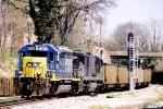 CSX 8425 SD40-2