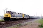 CSX 9993 F40PH