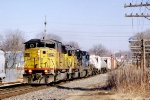 UP 2273 SD60M
