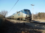 Amtrak Train 691