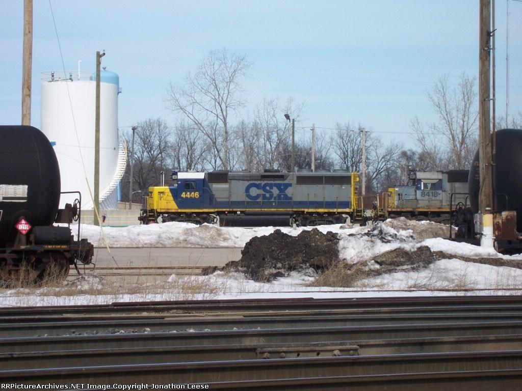 CSX 4446