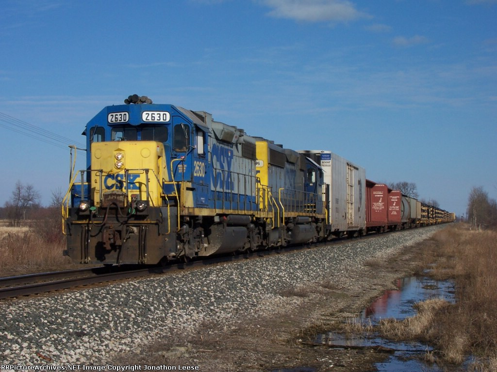 D908 Heading Into Alto To Switch American Cast Iron