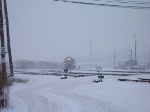 East End Switcher In A Blizzard