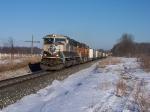 BNSF 9456 & 9943 Leading E945-09 Westbound