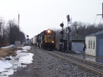 CSX 8575 & HLCX 7177 Leading Q326 Through The East End