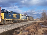 Q326 With Solid CSX Power
