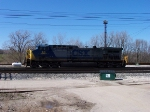 CSX 84 Getting Moved Around