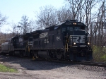NS 3542 & 3543 Leading 36E Into Hugart Yard