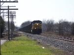CSX 665 Leads D801